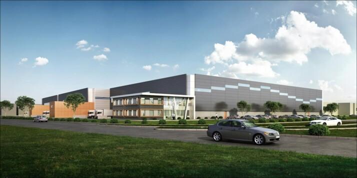 Location entrepôts / activité Saint-Quentin-Fallavier Cushman & Wakefield
