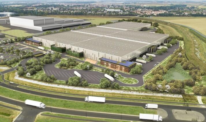 Location entrepôts / activité Réau Cushman & Wakefield