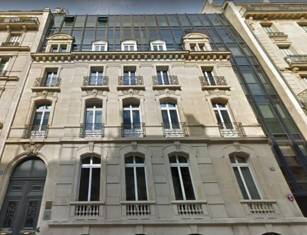 Location plateau privatif Paris 17 Cushman & Wakefield