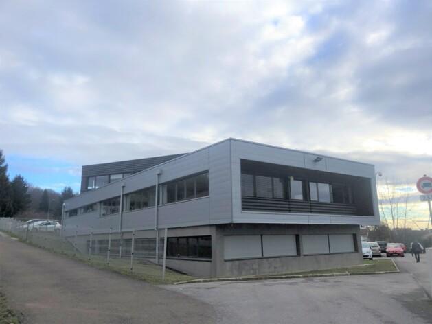 Location bureaux Châtillon-le-Duc Cushman & Wakefield