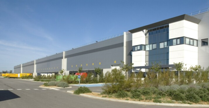 Location entrepôts / activité Saint-Martin-de-Crau Cushman & Wakefield