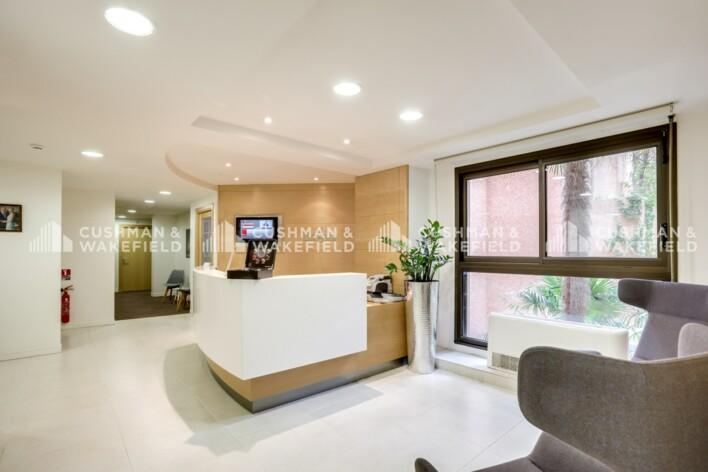 Location bureau privé Monaco Cushman & Wakefield