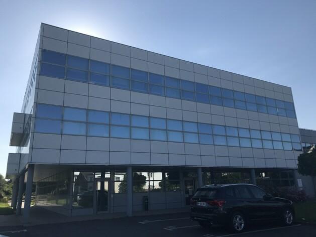 Location bureaux Rennes Cushman & Wakefield