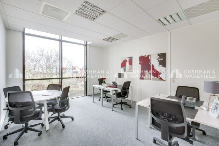 Location bureau privé Orléans Cushman & Wakefield