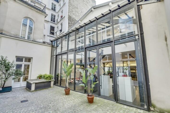 Location bureaux Paris 4 Cushman & Wakefield
