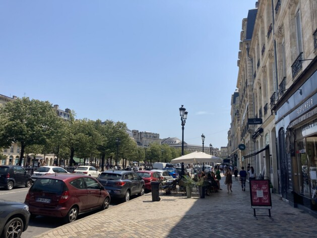 Location commerce Bordeaux Cushman & Wakefield