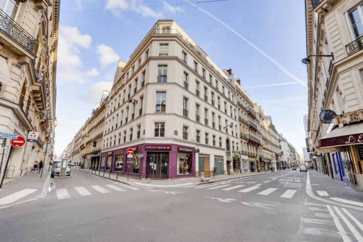 Location bureaux Paris 9 Cushman & Wakefield