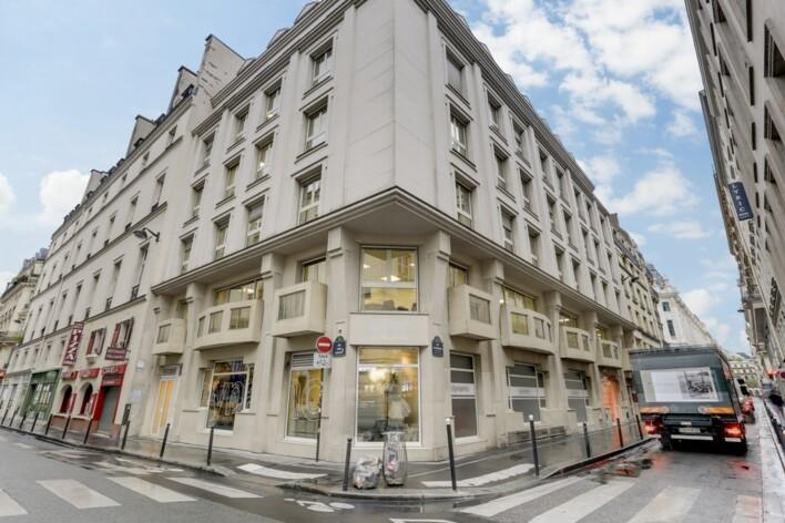 Location bureaux Paris 2 Cushman & Wakefield