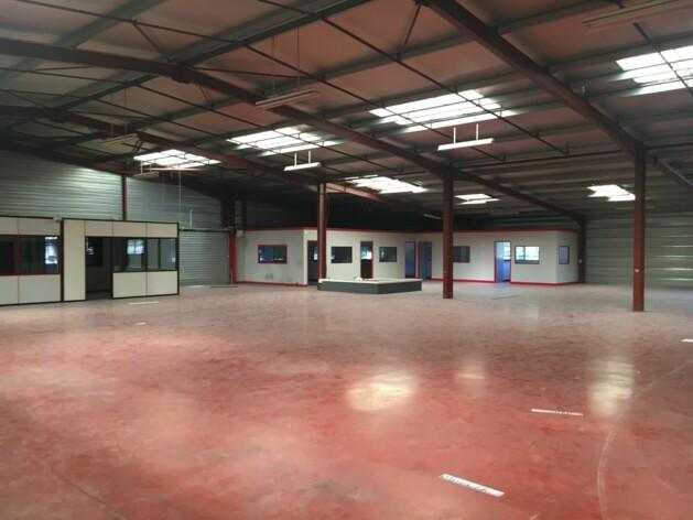 Location entrepôts / activité Cestas Cushman & Wakefield