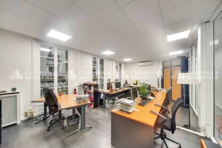 Achat bureaux Paris 17 Cushman & Wakefield