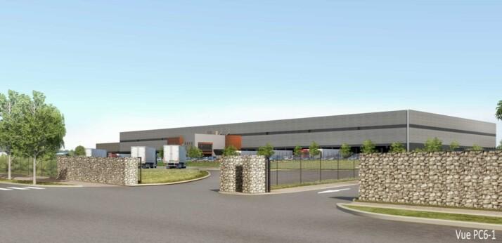 Location entrepôts / activité Saint-Sauveur Cushman & Wakefield