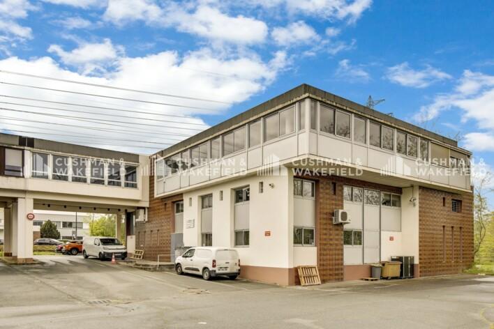 Location bureaux Igny Cushman & Wakefield