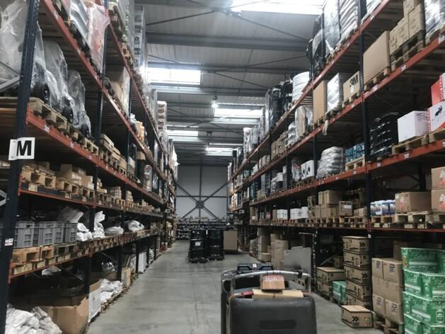 Achat entrepôts / activité Brécé Cushman & Wakefield