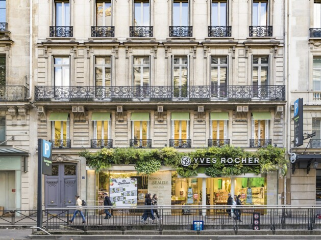 Location commerce Paris 9 Cushman & Wakefield