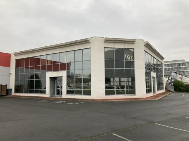 Location bureaux Champagne-au-Mont-d'Or Cushman & Wakefield