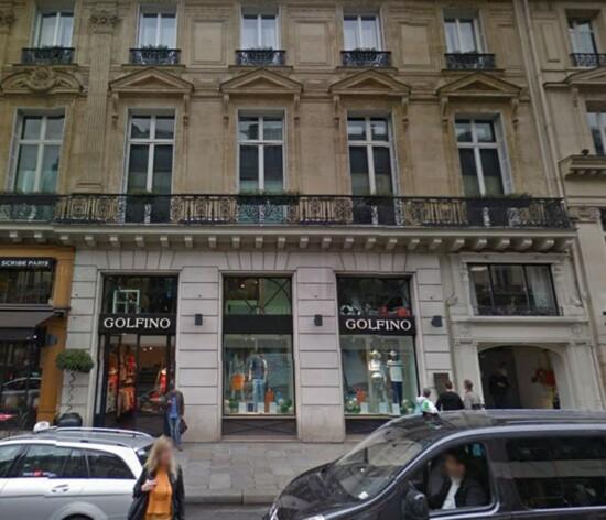 Location commerce Paris 2 Cushman & Wakefield