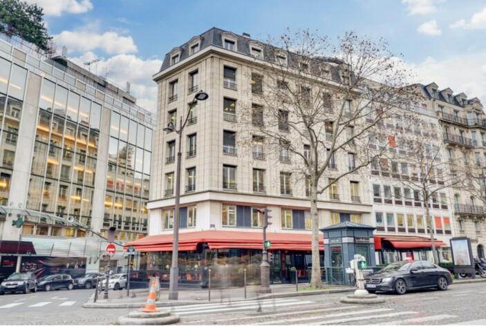 Location bureaux Paris 8 Cushman & Wakefield
