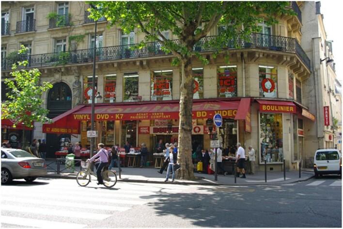 Location commerce Paris 6 Cushman & Wakefield