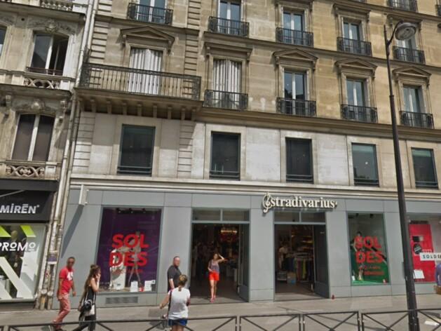 Location commerce Paris 4 Cushman & Wakefield
