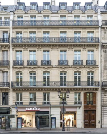 Location commerce Paris 1 Cushman & Wakefield