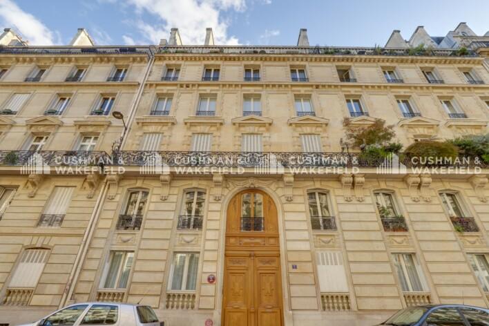 Achat bureaux Paris 7 Cushman & Wakefield