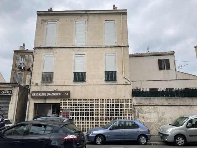 Achat bureaux Marseille 15 Cushman & Wakefield