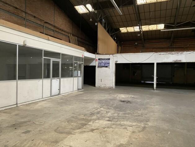 Location entrepôts / activité Mondeville Cushman & Wakefield