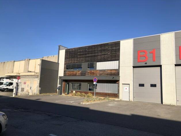 Location entrepôts / activité Oullins Cushman & Wakefield