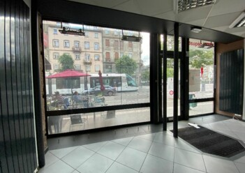 Location commerce Strasbourg Cushman & Wakefield