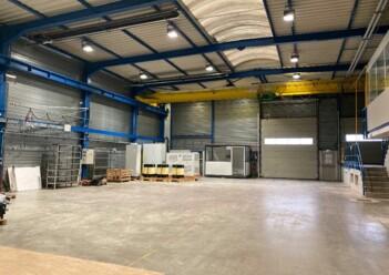 Vente ou Location entrepôts / logistique Dossenheim-sur-Zinsel Cushman & Wakefield
