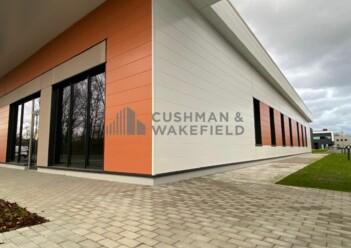 Achat entrepôts / activité Ostwald Cushman & Wakefield