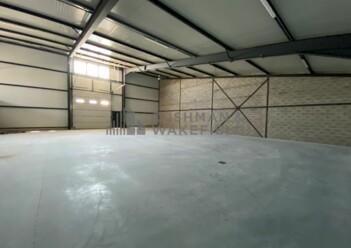 Location entrepôts / activité Benfeld Cushman & Wakefield