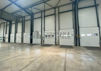 Vente ou Location entrepôts / logistique Entzheim Cushman & Wakefield