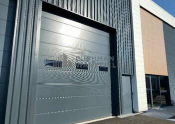 Vente entrepôts / logistique Valff Cushman & Wakefield