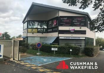 Achat commerce Saint-Orens-de-Gameville Cushman & Wakefield