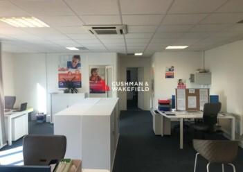 Location bureaux L'Union Cushman & Wakefield