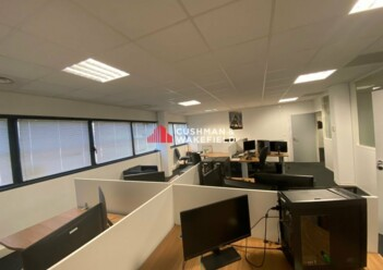 Location bureaux Colomiers Cushman & Wakefield