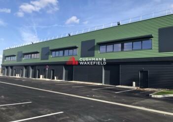 Location entrepôts / activité Muret Cushman & Wakefield