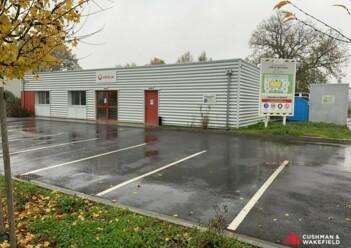 Vente entrepôts / logistique Villemur-sur-Tarn Cushman & Wakefield