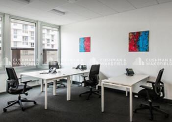 Location bureau privé Rennes Cushman & Wakefield