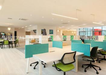 Location bureau privé Montbonnot-Saint-Martin Cushman & Wakefield