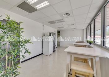 Location bureau privé Saint-Égrève Cushman & Wakefield