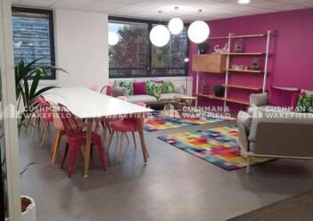 Location coworking Boulogne-Billancourt Cushman & Wakefield