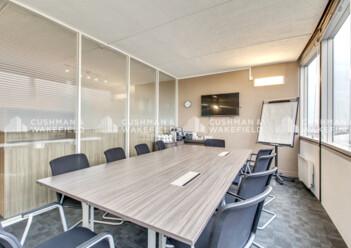 Location salle de réunion Pantin Cushman & Wakefield