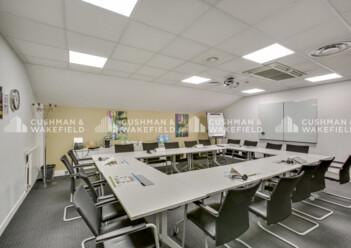 Location salle de réunion Saint-Denis Cushman & Wakefield
