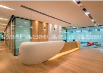 Location salle de réunion Issy-les-Moulineaux Cushman & Wakefield