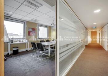 Location salle de réunion Levallois-Perret Cushman & Wakefield