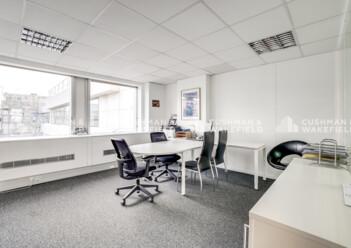 Location coworking Montrouge Cushman & Wakefield