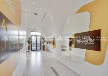 Location coworking Rueil-Malmaison Cushman & Wakefield