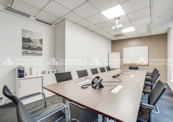 Location salle de réunion Paris 6 Cushman & Wakefield